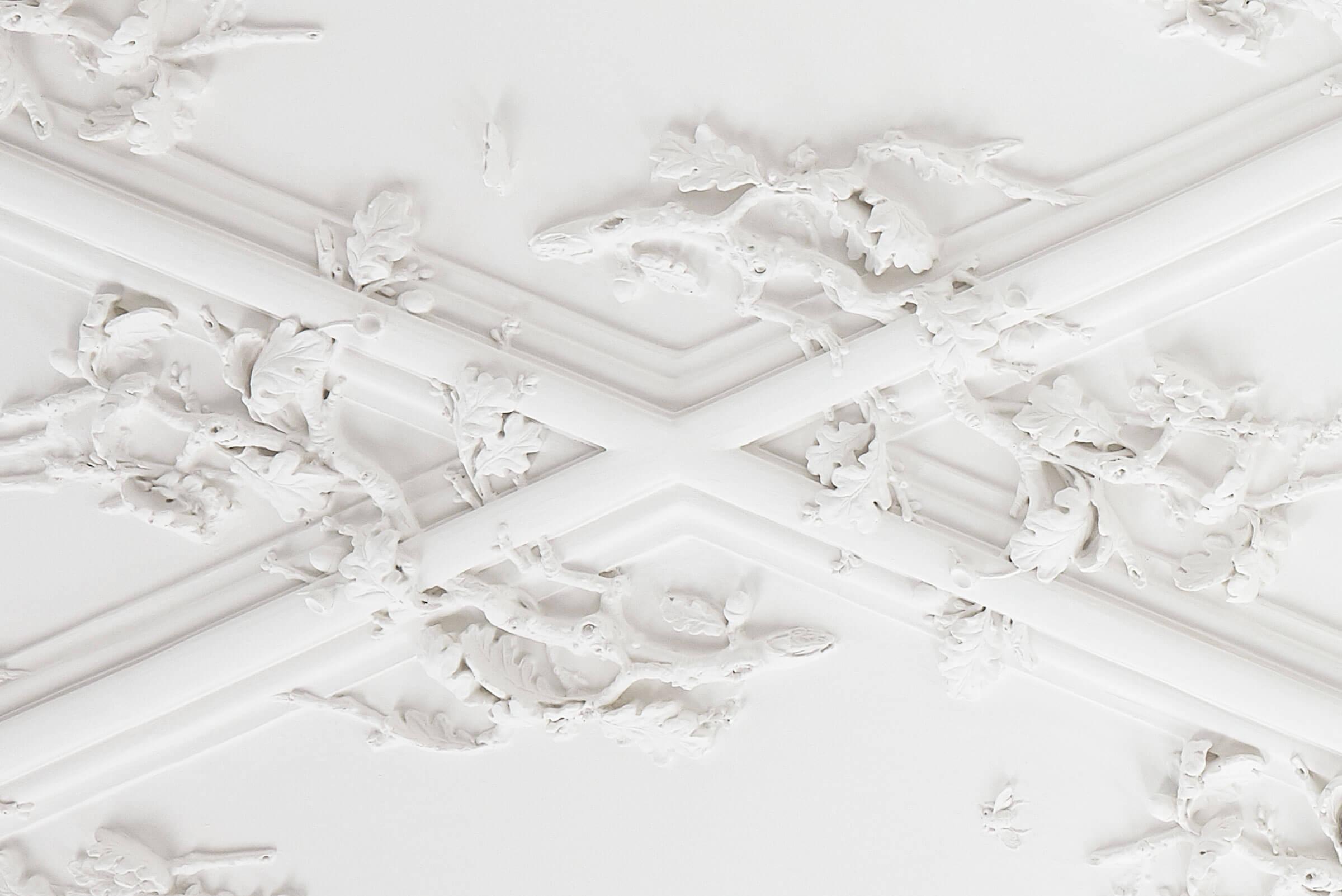 stucco contemporary claus lind © interior stucco craft
